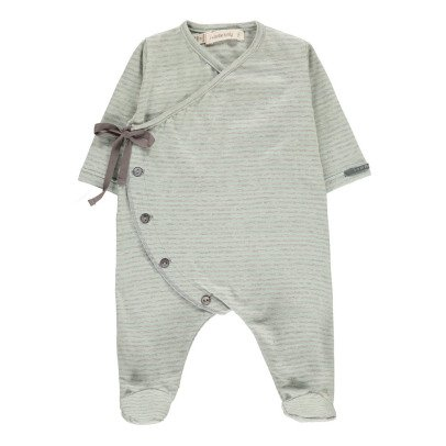 1+ IN THE FAMILY Pijama Enterizo Rayas Finas Adan-product