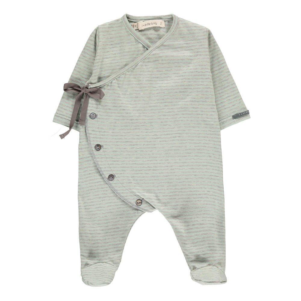 Pijama Enterizo Rayas Finas Adan-product