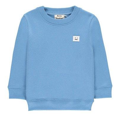 Acne Studios Finte Mini Smiley Sweatshirt-listing