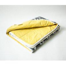 Moumout Manta acolchada en algodón Garzas-listing