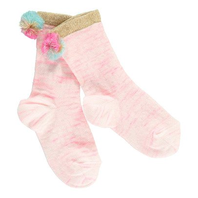 Simple Kids Cutie Pompom Socks-listing