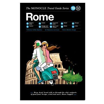 Monocle Guide de voyage Rome-listing