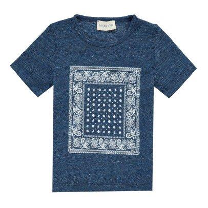 Simple Kids Bandana T-Shirt with Marl-listing