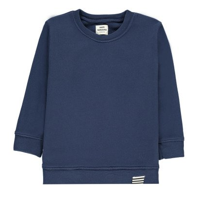Mads Norgaard  Solomino Boat Embroidered Sweatshirt-listing