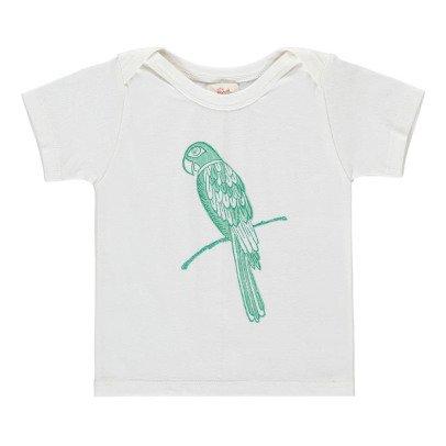 Ketiketa T-shirt Perroquet-listing