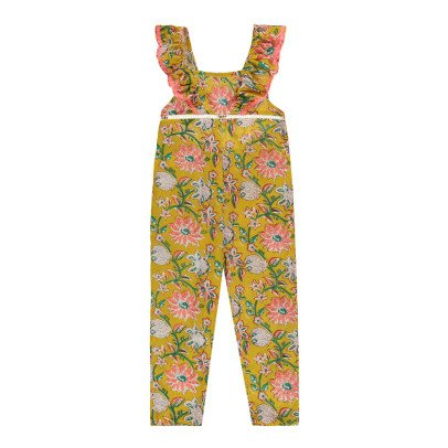 Louise Misha Moha Floral Jumpsuit-listing