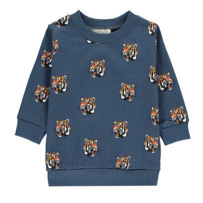 Simple Kids Sweatshirt Tiger -listing