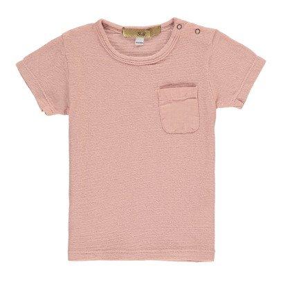 Gold Thur Ribbed T-Shirt -listing