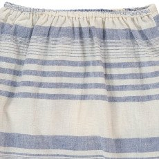 Boy + Girl Poppy Linen and Organic Cotton Striped Bloomers-listing