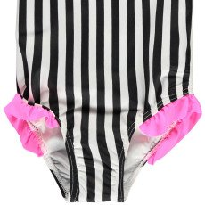 Mads Norgaard  Swimmalina Striped 1 Piece Swimsuit-listing