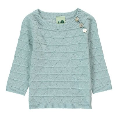 FUB Triangle Organic Cotton Jumper-listing