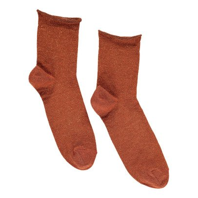 Polder Lurex Socks-listing