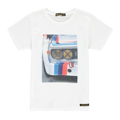 Finger in the nose Dalton Racing Car T-Shirt-listing