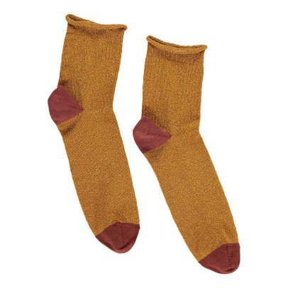 Polder Priam Lurex Socks-listing