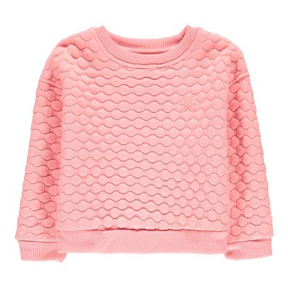 No Added Sugar Touchy Feeley Quilted Sweatshirt-listing