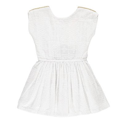 Simple Kids Slovenia Textured Dress-product