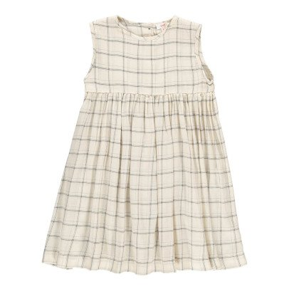 Zef Checked Dress-listing