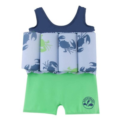 Archimède Graphic 1 Piece Crab Swimsuit-listing