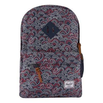 Herschel Youth Heritage Wave Backpack-listing