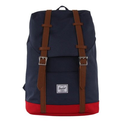 Herschel Mochila Bicolor Retreat Mid Volume-listing