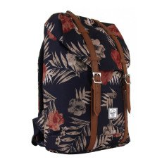 Herschel Mid Volume Retreat Flower Backpack-listing