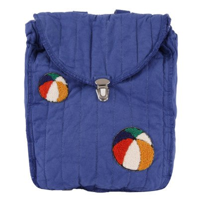 Bobo Choses Beachball Patchwork Quilted Backpack-listing