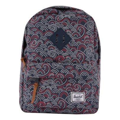 Herschel Kids Heritage Wave Backpack-listing