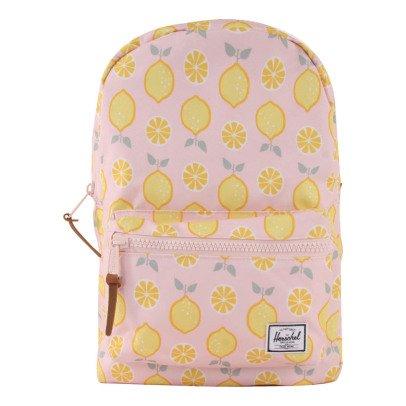 Herschel Settlement Kids Lemon Backpack-listing