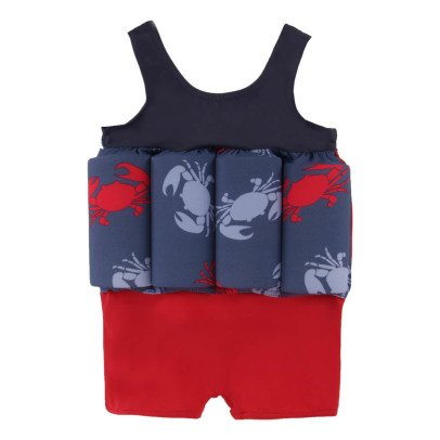 Archimède Seaside Crab 1 Piece Swimsuit-listing