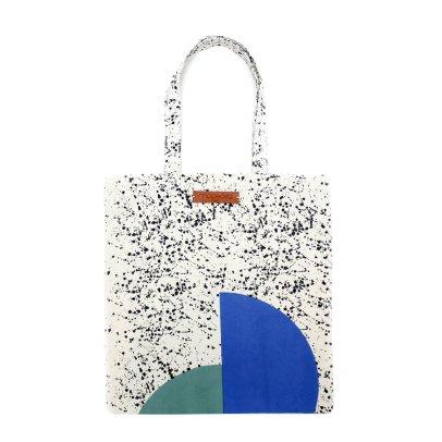 Ma poésie Tote Bag Halbmond -listing