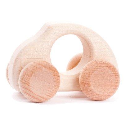 Bajo Coche para empujar de madera-listing