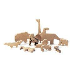 Bajo Puzzle della giungla in legno-listing