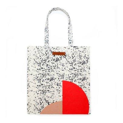 Ma poésie Half Moon Tote Bag-listing