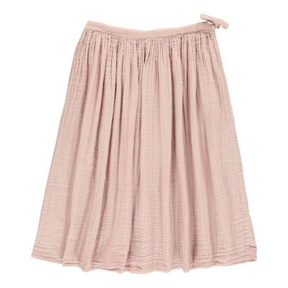 Numero 74 Ava Maxi Skirt Dusty Pink-listing