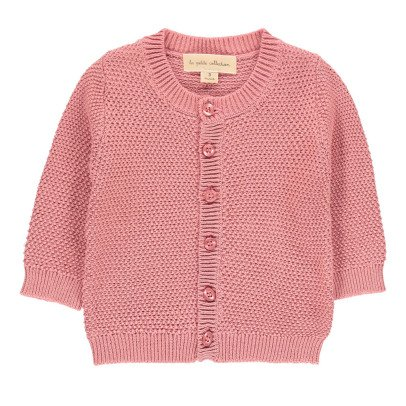 Lab - La Petite Collection Fluffy Stitch Cardigan-listing