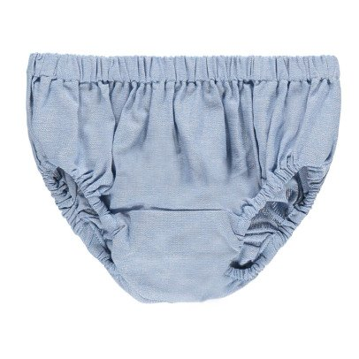 Lab - La Petite Collection Chambray Bloomers-listing