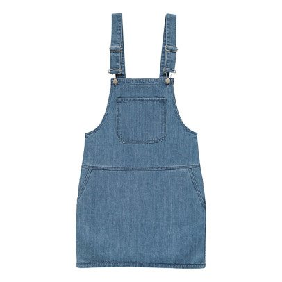 Cuisse de Grenouille Bell Dungaree Dress-listing