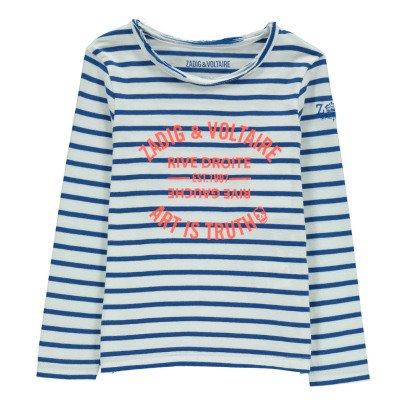 Zadig & Voltaire Natalie Marinière T-Shirt-listing