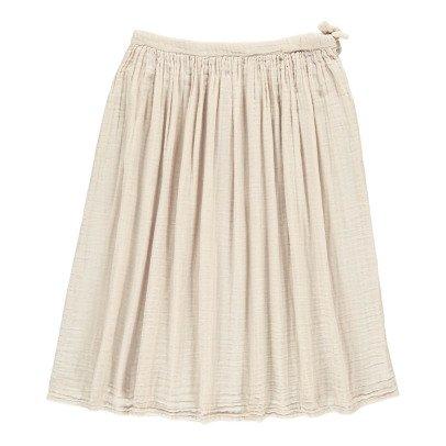 Numero 74 Ava Maxi Skirt Powder pink-listing