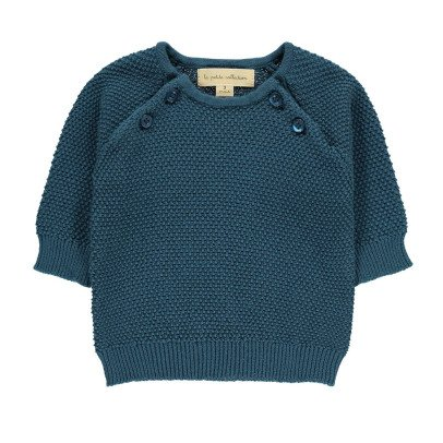 Lab - La Petite Collection Fluffy Stitch Jumper-listing