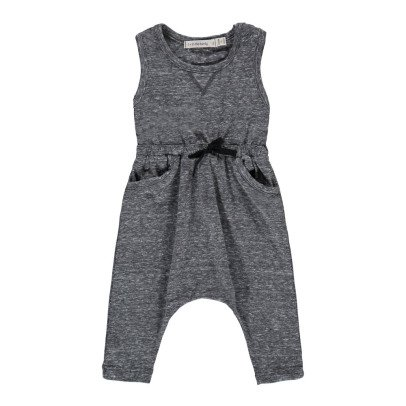 1+ IN THE FAMILY Bianca Tie Waist Jumpsuit-listing