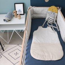 Camomile London Babyschlafsack kleinkariert-listing