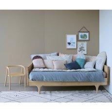 Camomile London Bettdeckenbezug tintenblau-listing