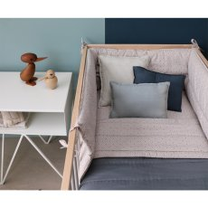 Camomile London Keiko Bed Bumper 35x190cm-listing