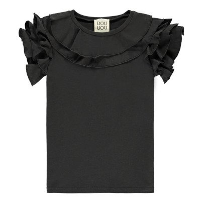 Douuod Parterre Frilly T-Shirt-product