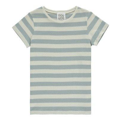 Douuod Gestreiftes T-Shirt Eschilo -listing