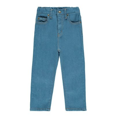 EAST END HIGHLANDERS Tapered High Rise Jeans-listing