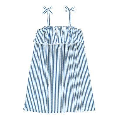 Hello Simone Eurydice Striped Sunbath Dress-product