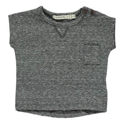 1+ IN THE FAMILY T-Shirt Poche Nacho-listing