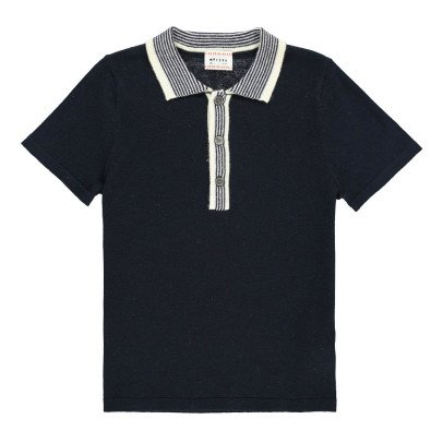 Morley Frodo Cotton and Cashmere Polo-listing
